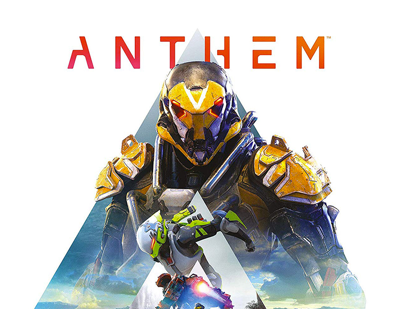 Anthem (Xbox One), Game To Relax, gametorelax.com