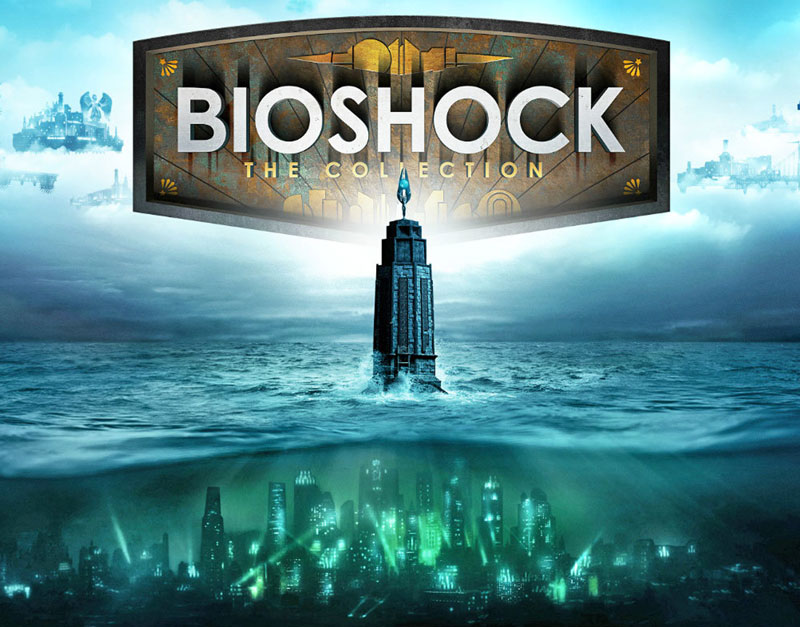 BioShock: The Collection (Xbox One), Game To Relax, gametorelax.com