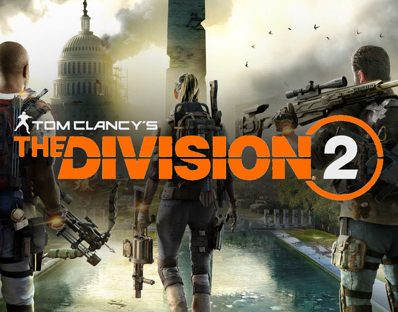 Tom Clancy's The Division 2 (Xbox One EU), Game To Relax, gametorelax.com