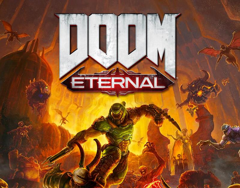 DOOM Eternal Standard Edition (Xbox One), Game To Relax, gametorelax.com