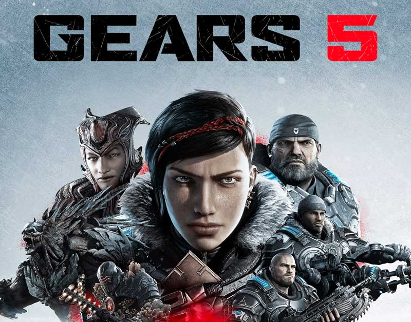 Gears 5 (Xbox One), Game To Relax, gametorelax.com