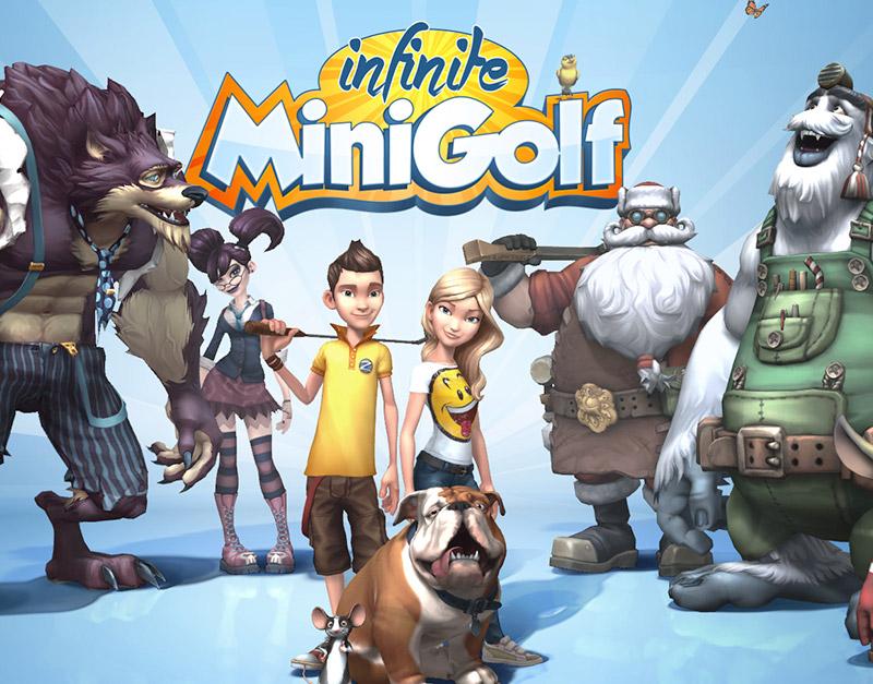 Infinite Minigolf (Xbox One), Game To Relax, gametorelax.com