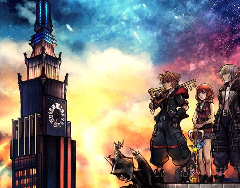 Kingdom Hearts 3 (Xbox One), Game To Relax, gametorelax.com