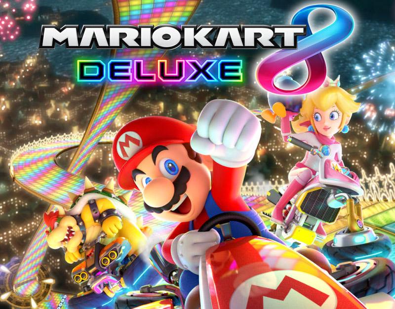 Mario Kart 8 Deluxe (Nintendo), Game To Relax, gametorelax.com