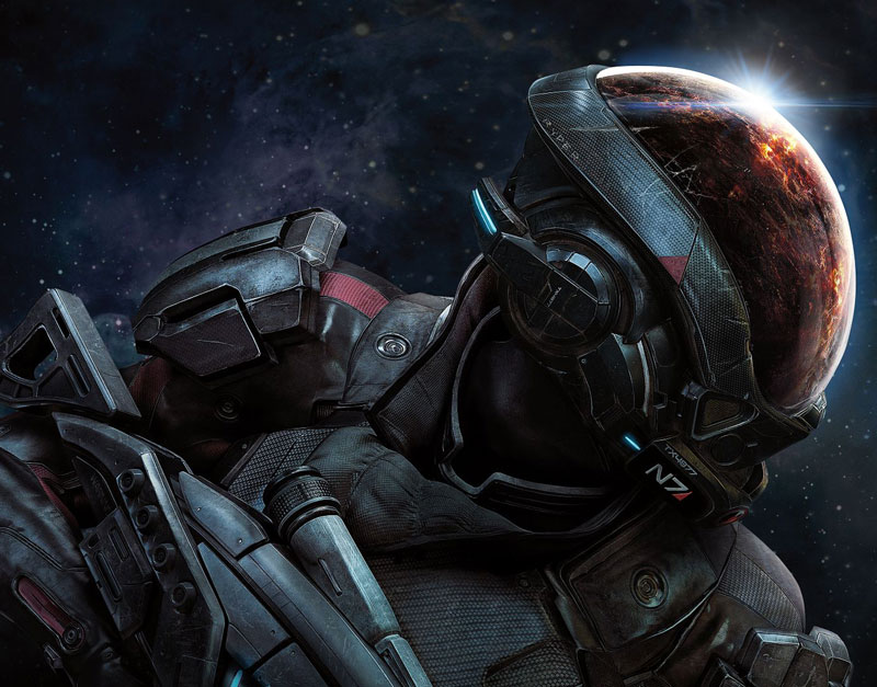 Mass Effect Andromeda - Standard Recruit Edition (Xbox One), Game To Relax, gametorelax.com