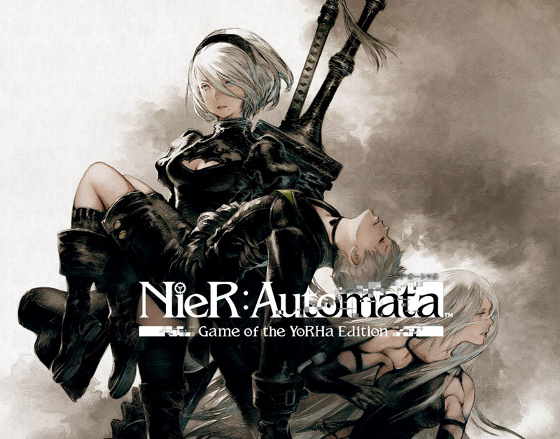 NieR:Automata Become As Gods Edition (Xbox One), Game To Relax, gametorelax.com