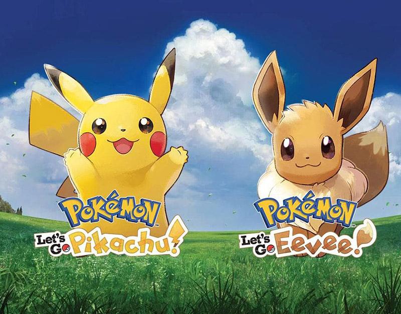 Pokemon Let's Go Eevee! (Nintendo), Game To Relax, gametorelax.com