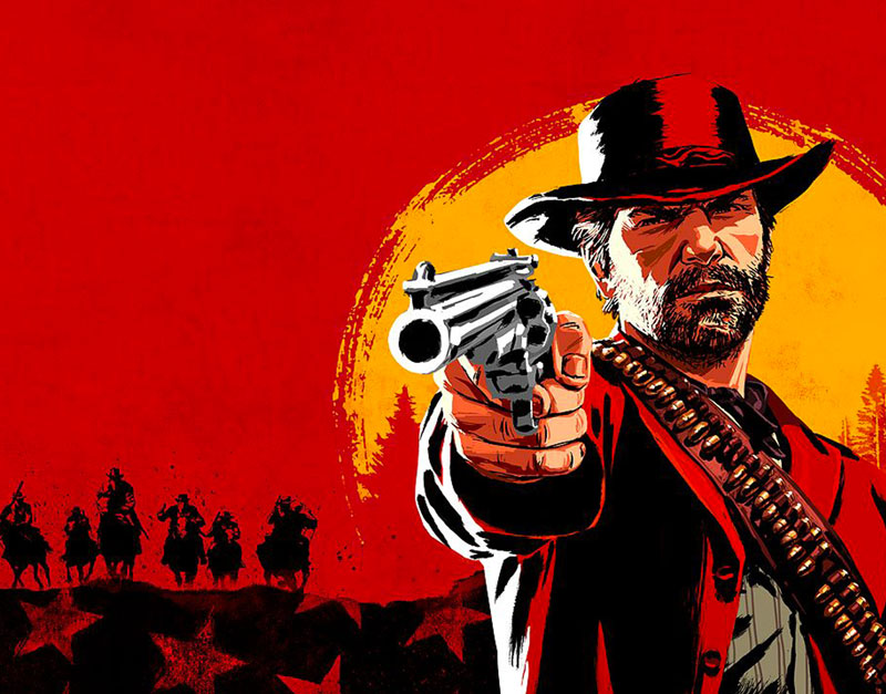 Red Dead Redemption 2 (Xbox One), Game To Relax, gametorelax.com