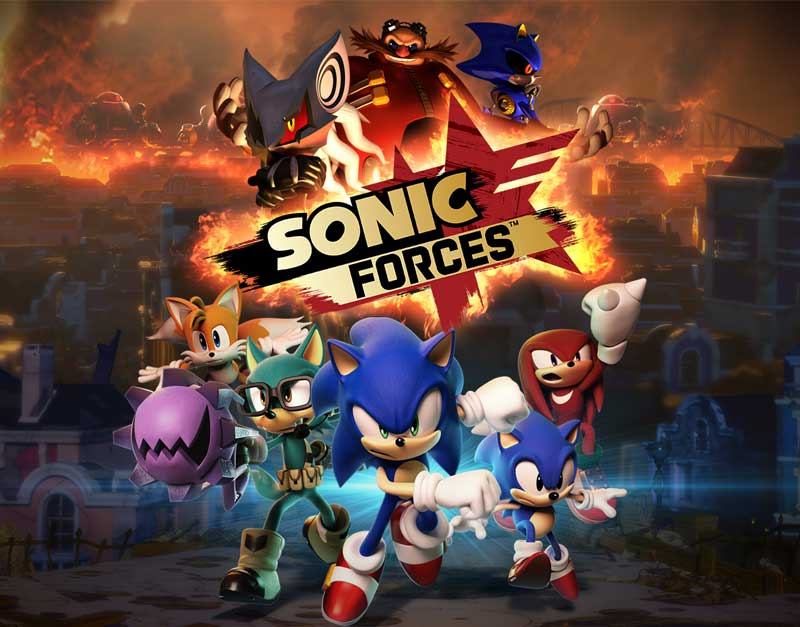 SONIC FORCES™ Digital Standard Edition (Xbox Game EU), Game To Relax, gametorelax.com