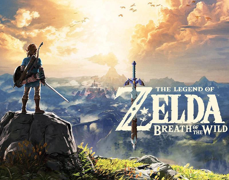 The Legend of Zelda: Breath of the Wild (Nintendo), Game To Relax, gametorelax.com