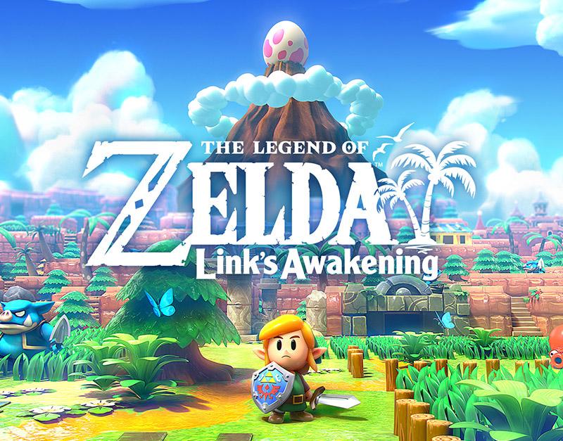 The Legend of Zelda: Link's Awakening (Nintendo), Game To Relax, gametorelax.com