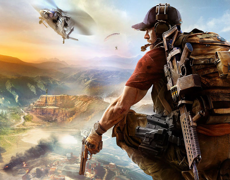 Tom Clancy's Ghost Recon Wildlands - Deluxe Edition (Xbox One), Game To Relax, gametorelax.com
