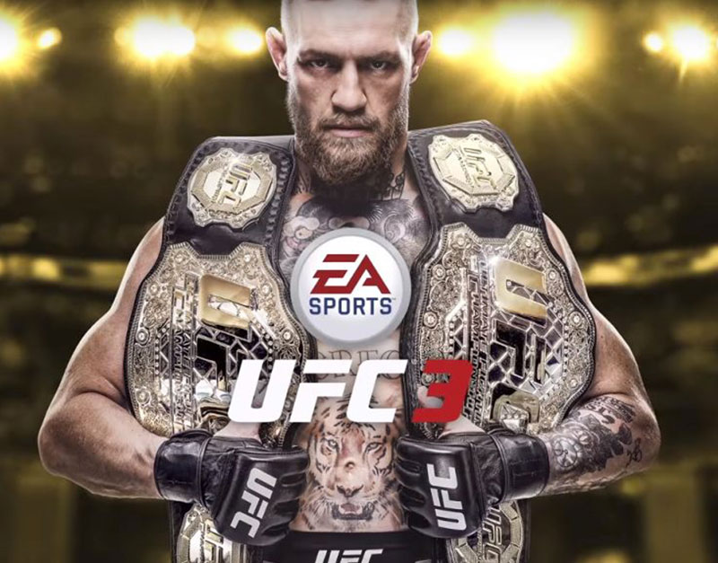 UFC 3 - Deluxe Edition (Xbox One), Game To Relax, gametorelax.com