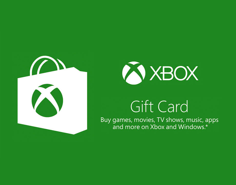Xbox Live Gift Card, Game To Relax, gametorelax.com